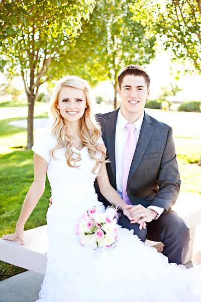 Mallory & Nate Formals
