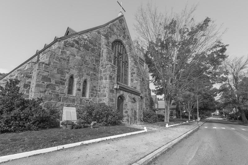 Sacred Heart Church ~ Manchester By The Sea, Massachusetts