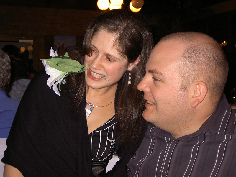 Matt and Michelle