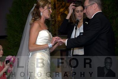 Mar 4, 2015 PHS Philadelphia Flower Show, Nicole and Bob got married!