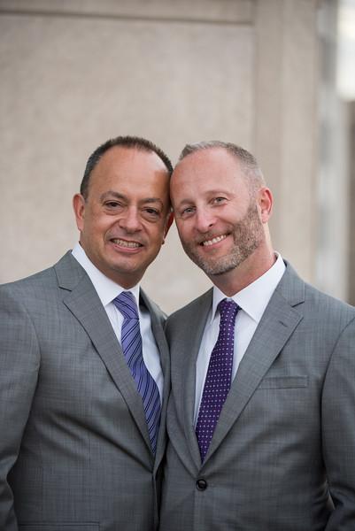 Marc & Mark Wedding