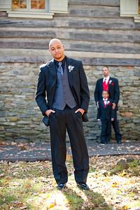Marea and Chris Wedding Day-124