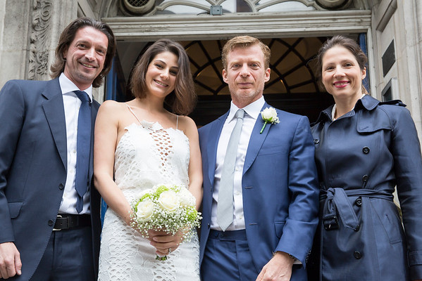 Margerite's Wedding