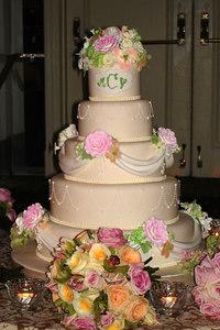 The wedding cake - Washington, DC ... March 10, 2007
