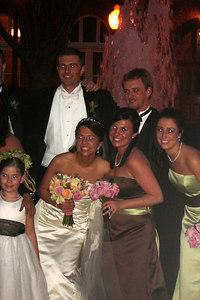 The wedding party - Washington, DC ... March 10, 2007