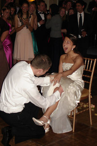 Where is her garter? - Washington, DC ... March 10, 2007