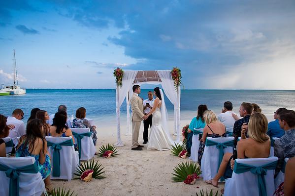 Maria & Steve - Wedding - Belize - 19th of November 2016