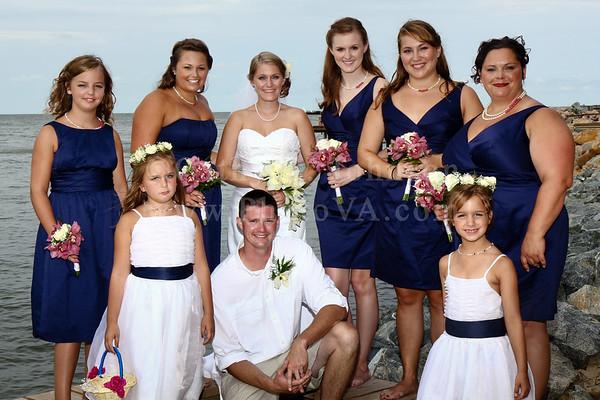 Maria + Hunter: Deltaville Wedding Photography