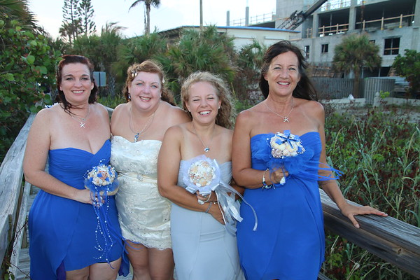 Maria and Tim's Cocoa Beach Wedding!
