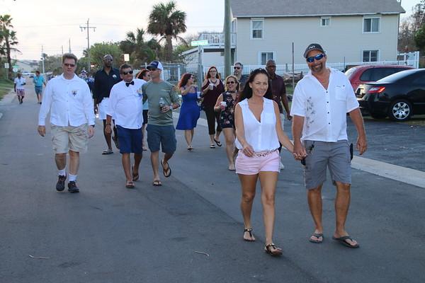 Maria and Tim's Cocoa Beach Wedding!