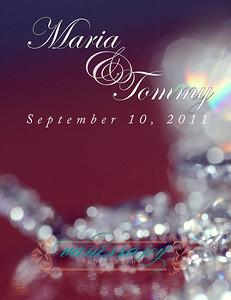 MAria wedding album layout 002 (Side 3)