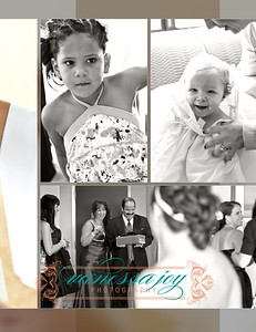 MAria wedding album layout 007 (Side 14)
