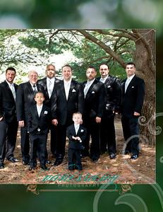 MAria wedding album layout 013 (Side 26)
