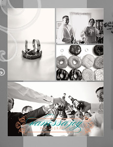MAria wedding album layout 008 (Side 15)