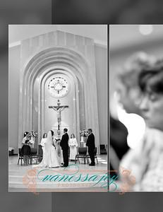 MAria wedding album layout 020 (Side 39)