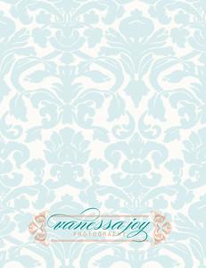 MAria wedding album layout 001 (Side 1)