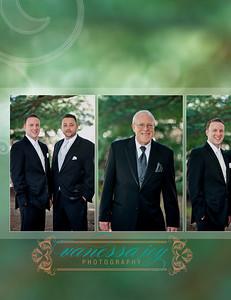 MAria wedding album layout 012 (Side 23)