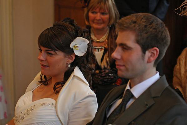 Mariage Marjorie et Mathieu