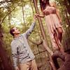 Pilcher Park Engagement Photos-14
