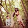 Pilcher Park Engagement Photos-3