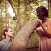 Pilcher Park Engagement Photos-7