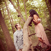 Pilcher Park Engagement Photos-2
