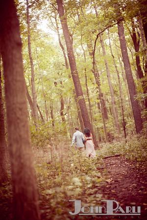 Pilcher Park Engagement Photos-20
