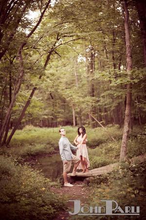Pilcher Park Engagement Photos-32