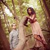 Pilcher Park Engagement Photos-5