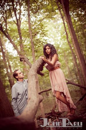 Pilcher Park Engagement Photos-4