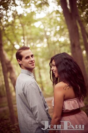 Pilcher Park Engagement Photos-22