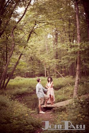 Pilcher Park Engagement Photos-31