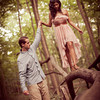 Pilcher Park Engagement Photos-10