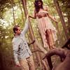 Pilcher Park Engagement Photos-10