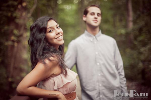 Pilcher Park Engagement Photos-28