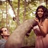 Pilcher Park Engagement Photos-8
