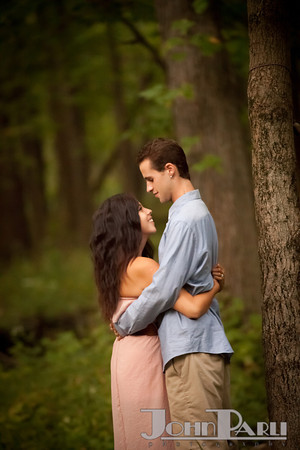 Pilcher Park Engagement Photos-36