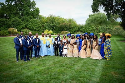 Mariama and Dennis Wedding-204
