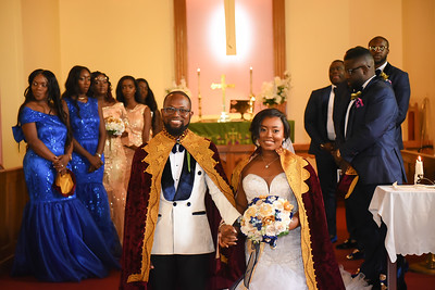 Mariama and Dennis Wedding-144