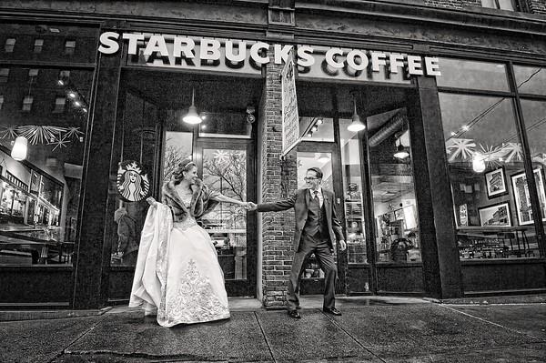 Marianne & Corey Wedding