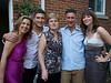 Andrea, Mike, Gill, Steve & Marie-Eve