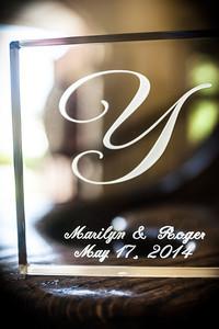 Marilyn and Roger Wedding-13