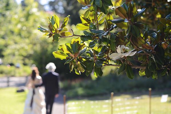 Marin Art & Garden ~ Jenna & Barry