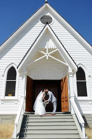 Marin Old St. Hilary's Wedding Photography ~ Jaquelin & Robert