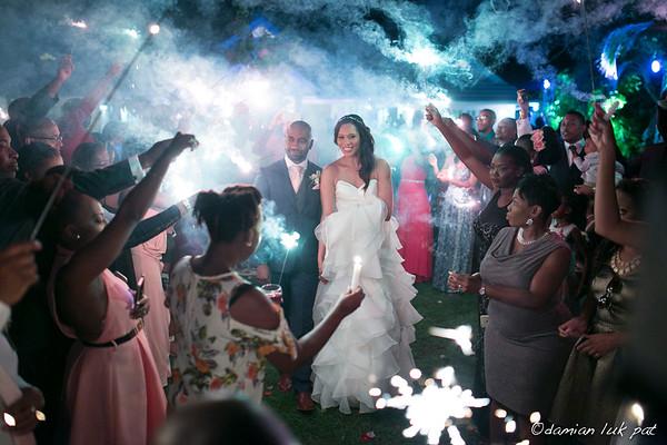 Maritza & Osei Benn Wedding - Tobago