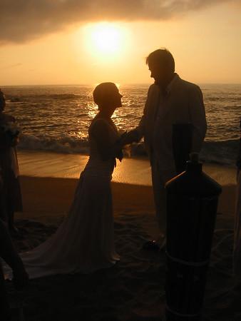 Mark & Amy's Wedding Weekend, November 13-14, 2005, Sayulita, Mexico