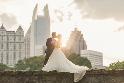 Mark & Estera's Wedding Day