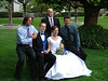 Mark's new family -- 2 new brothers, a new Dad, & a new Wife