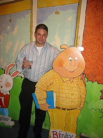 Pete and Binky