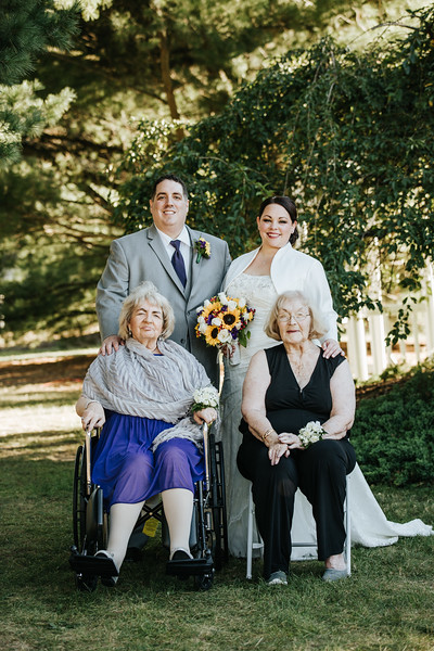 6. Family portraits